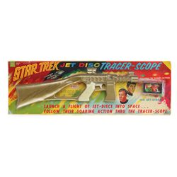 Star Trek Tracer Rifle Mint on Carc