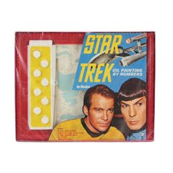 Star Trek Paint by numbers Mint in Box