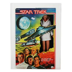 1979 Mego Star Trek Motion Picture 12-inch Illia