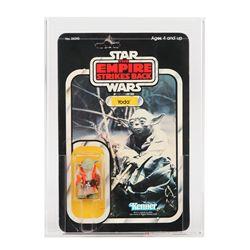 Star Wars 32 Back Yoda AFA 75