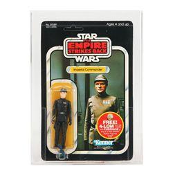 Star Wars ESB 47 Back Imperial Commander