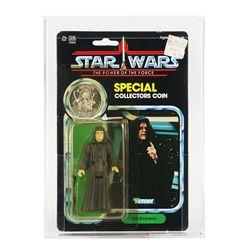 Star Wars POTF 92 Back The Emperor