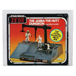Star Wars ROTJ Jabba Dungeon Action Playset