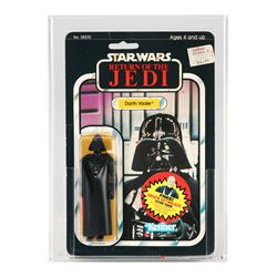 Star Wars ROTJ 65 Back-D Darth Vader