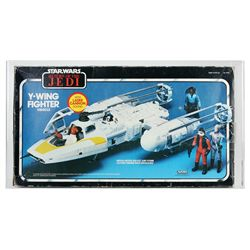 Star Wars ROTJ Y-Wing Fighter