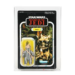 Star Wars ROTJ 77 Back-A Teebo