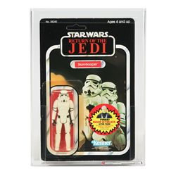 Star Wars ROTJ 77 Back-B Stormtrooper