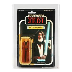 Star Wars ROTJ 77 Back-A Obi-Wan Kenobi