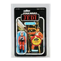 Star Wars ROTJ 77 Back-B Luke X-Wing Pilot