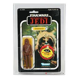 Star Wars ROTJ 79 Back-B Chewbacca