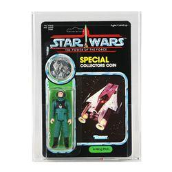 Star Wars POTF 92 Back A-Wing Pilot
