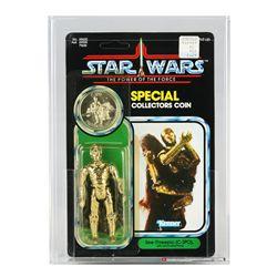 Star Wars  POTF 92 Back C-3PO