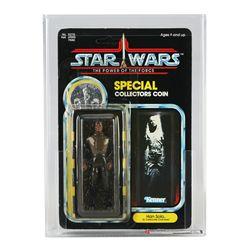Star Wars  POTF 92 Back Han Solo in Carbonite