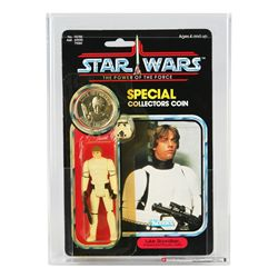 Star Wars POTF 92 Back Luke Stormtrooper