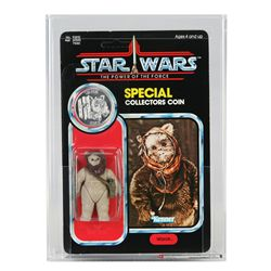 Star Wars POTF 92 Back Warok