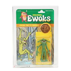 Star Wars Ewoks TV Series Dulok Scout