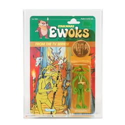 Star Wars Ewoks TV Dulok Shama