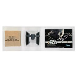 Star Wars Diecast Mailer Darth Vader Tie Fighter