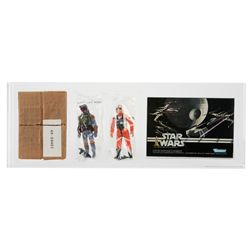 Kenner Star Wars Sears 2-Pack Mailer: Boba Fett & Luke X-Wing