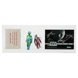 Kenner Star Wars Sears 2-Pack Mailer: Snaggletooth & Greedo