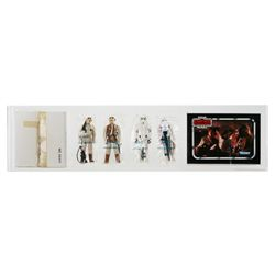 Kenner Star Wars 4-Pack Mailer: Rebel Soldier, Commander, Stormtrooper & Snowtrooper