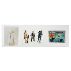 Kenner Star Wars 3-Pack Mailer: Bossk, Zuckuss & Dengar