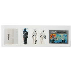 Kenner Star Wars 3-Pack Mailer: Darth Vader & 2 Stormtroopers
