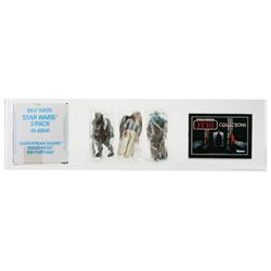 Kenner Star Wars 3-Pack Mailer: Gamorrean Guard, Squid Head & Bib Fortuna