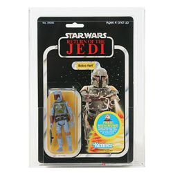Star Wars ROTJ 48 Back Boba Fett