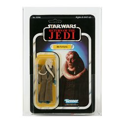 Star Wars ROTJ 65 Back-A Bib Fortuna