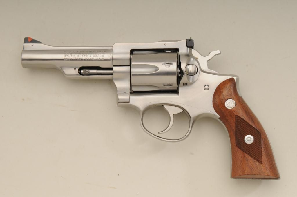 Security 357 ruger six The 4