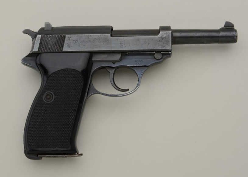 walther p1 serial number chart