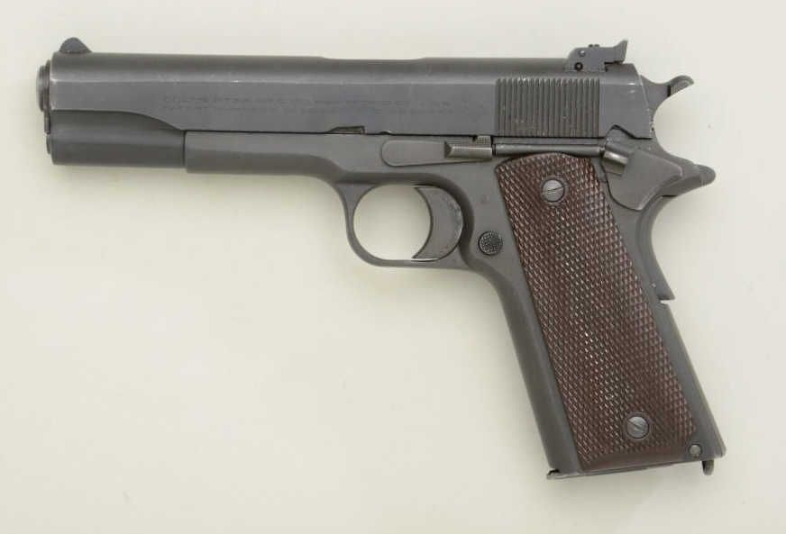 colt service model ace serial numbers
