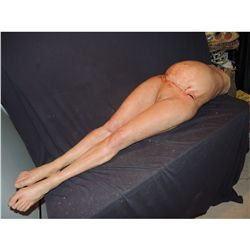 HOUSE M.D. SCREEN USED SILICONE C SECTION PREGNANT FEMALE LOWER BODY WITH LEGS