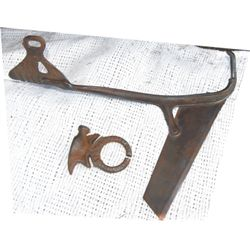 Atomic saddle horn fencing tool
