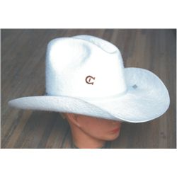 New Charlie One Horse grizzly style hat