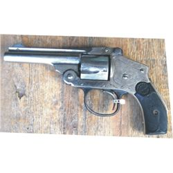 The Old Fire Army Mfg Co .32 pistol