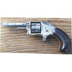 Favorite spur trigger .22 pistol