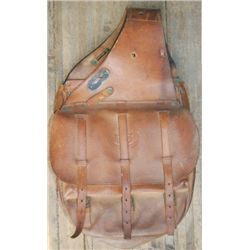 US 1917 saddle bags with liners