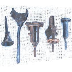 5 spoke shaves