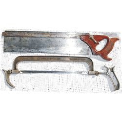 2 unusual old saws