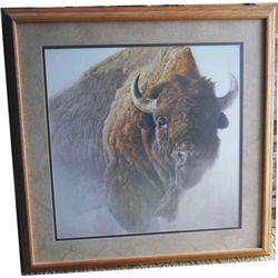 Robert Batman 1997 Buffalo print