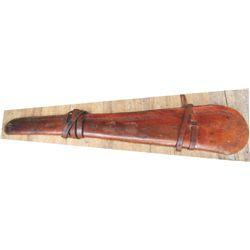 Lawrence gun scabbard