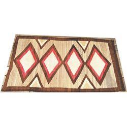 63 X 36 Navajo blanket