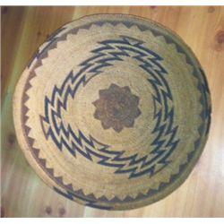 "22"" diameter Northern Calif basket"