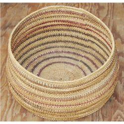 """North West basket, 11""""high, 6""""diameter"""