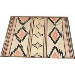 59 X 43 Navajo rug