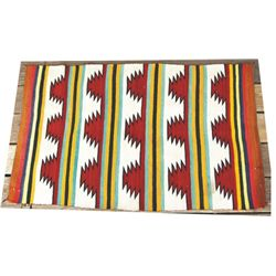 42 X 25 Navajo rug