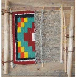 Navajo rug sampler