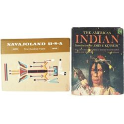 4 Indian and Western history and reference books